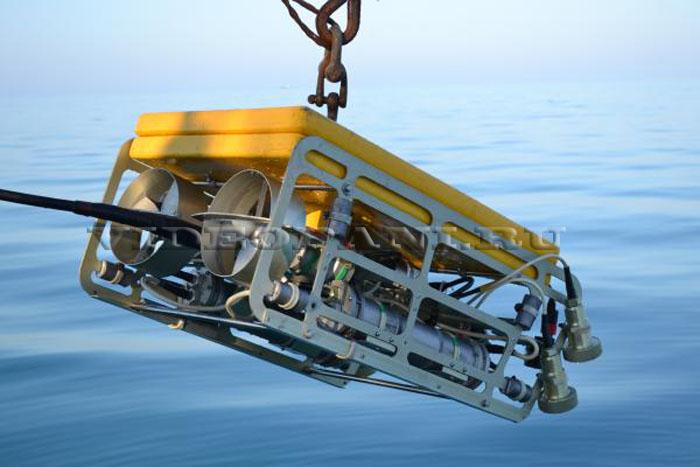подводная экспедиция