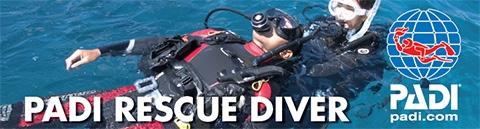 rescue-diver padi
