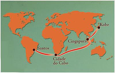 маршрут kasata maru